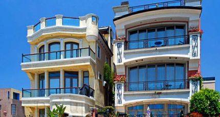 Marina-houses